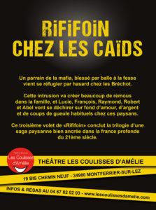 Théâtre aux coulisses